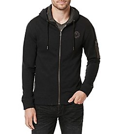 Buffalo by David Bitton Men's Fiaki Full Zip Hoodie
