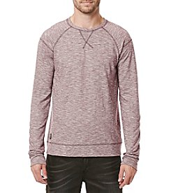Buffalo by David Bitton Men's Kidots Long Sleeve Raglan Tee