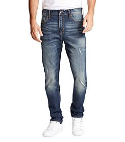 William Rast® Men's Memphis Relaxed Taper Fit Jeans