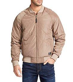 William Rast® Men's Zane Quilted Bomber Jacket
