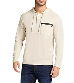 William Rast® Men's Cohen Pocket Hoodie