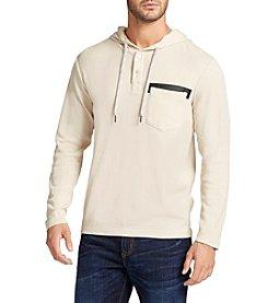 William Rast® Men's Cohen Pocket Hoodie
