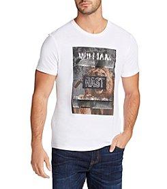 William Rast® Men's Jungle King Graphic Short Sleeve Tee