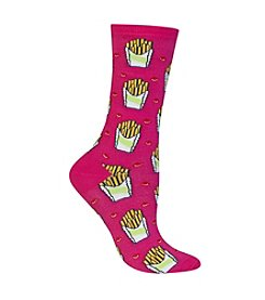 Hot Sox® Fries Crew Socks