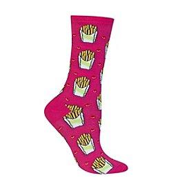 Hot Sox® Fries Crew Socks