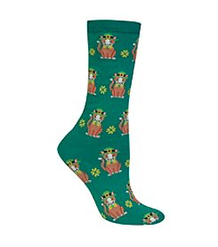 Hot Sox® St. Patrick's Day Socks