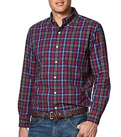 Chaps® Men's Long Sleeve Button Down Easycare Shirt