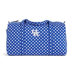 Vera Bradley® NCAA® Kentucky Wildcats Large Duffel Travel Bag