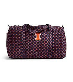 Vera Bradley® NCAA® Illinois Fighting Illini Large Duffel Travel Bag