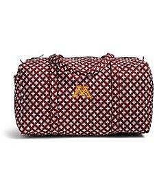Vera Bradley® NCAA® Minnesota Golden Gophers Duffel Bag