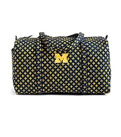 Vera Bradley® NCAA® Michigan Wolverines Duffel Bag
