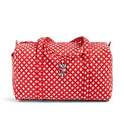 Vera Bradley® NCAA®  Wisconsin Badgers Duffel Bag