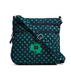 Vera Bradley® NCAA® Notre Dame Fighting Irish Triple Zip Hipster