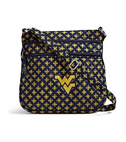 Vera Bradley® NCAA® West Virginia Mountaineers Triple Zip Hipster