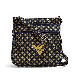 Vera Bradley® NCAA® West Virginia Mountaineers Triple Zip Hipster