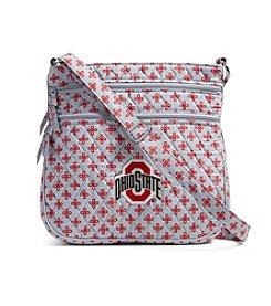Vera Bradley® NCAA® Ohio State Buckeyes Triple Zip Hipster