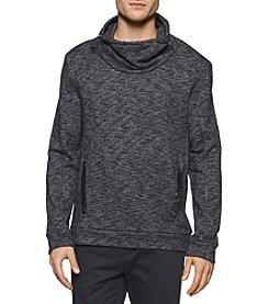 Calvin Klein Men's Funnel Neck Sweatshirt