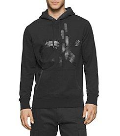 Calvin Klein Men's Chest Logo Hoodie