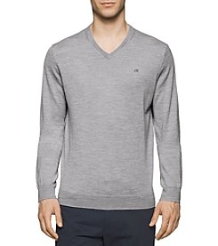 Calvin Klein Men's Merino Sweater