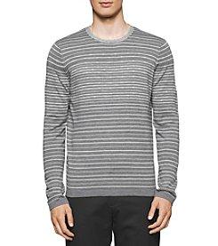 Calvin Klein Men's Merino Acrylic Tensi Sweater