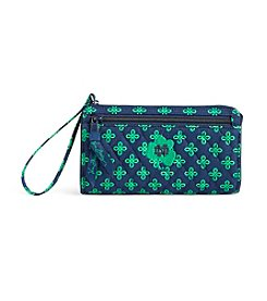 Vera Bradley® NCAA® Notre Dame Fighting Irish Front Zip Wristlet