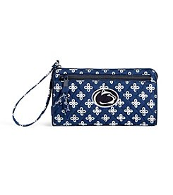 Vera Bradley® NCAA® Penn State Nittany Lions Front Zip Wristlet