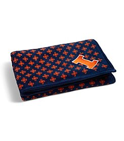 Vera Bradley® NCAA® Illinois Fighting Illini XL Throw Blanket