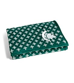 Vera Bradley® NCAA® Michigan State Spartans XL Throw Blanket