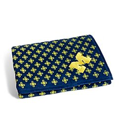 Vera Bradley® NCAA® Michigan Wolverines XL Throw Blanket