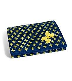 Vera Bradley® NCAA® Michigan Wolverines XL Throw Blanket