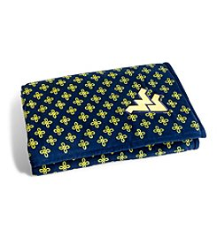 Vera Bradley® NCAA® West Virginia Mountaineers XL Throw Blanket