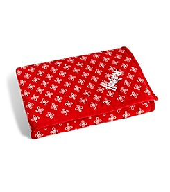 Vera Bradley® NCAA® Nebraska Cornhuskers XL Throw Blanket