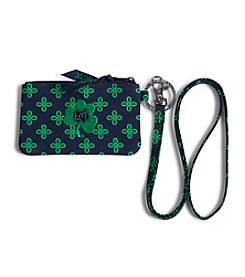 Vera Bradley® NCAA® Notre Dame Fighting Irish ID Lanyard