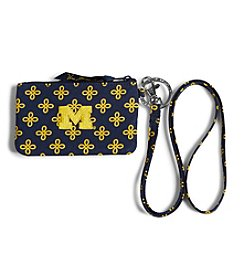 Vera Bradley® NCAA® Michigan Wolverines ID Lanyard