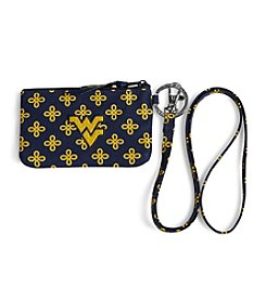 Vera Bradley® NCAA® West Virginia Mountaineers ID Lanyard