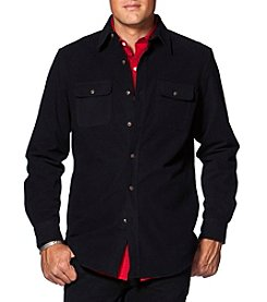 Chaps® Men's Big & Tall Long Sleeve Button Down Workshirt