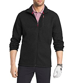 Izod® Men's Big & Tall Long Sleeve Shaker Fleece