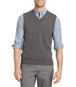 Izod® Men's Big & Tall Campus Sweater Vest