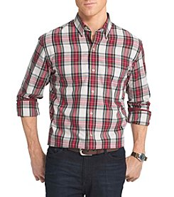 Izod® Men's Big & Tall Long Sleeve Button Down Shirt