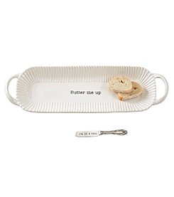 Mud Pie® Bread Dish Set