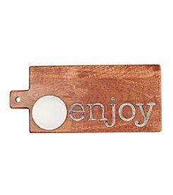 Mud Pie® Enjoy Cutting Board