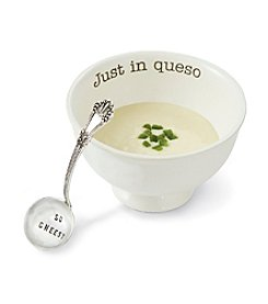 Mud Pie® Just In Queso Dip Set