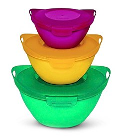 Snapware® 6-pc. Set Entertain-A-Bowls