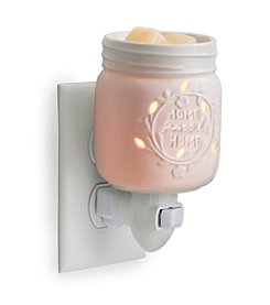 Candle Warmers Etc. Mason Jar Pluggable Fragrance Warmer
