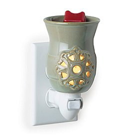 Candle Warmers Etc. Medallion Pluggable Fragrance Warmer
