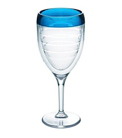 Tervis® Blue Wine Glass