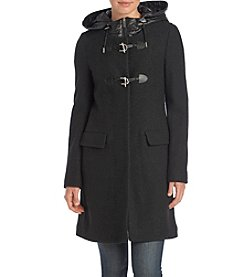 French Connection Toggle Walker Coat