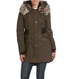 French Connection Bomber Parka