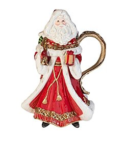 Fitz and Floyd® Yuletide Holiday Pitcher