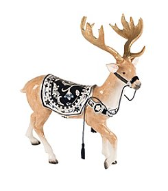 Fitz and Floyd® Bristol Holiday Deer Figurine